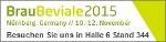 Die ladotec GmbH freut sich auf Ihren Besuch der BrauBeviale 2015 in Nürnberg in Halle 6 Stand 344.